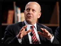 David Solomon, president and co-COO of Goldman Sachs.
